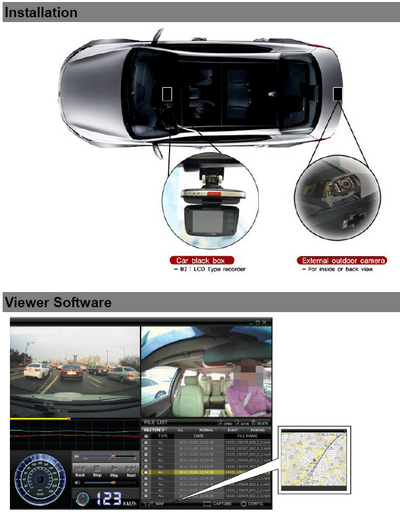 installation and viewer software